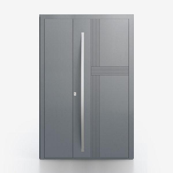 Pannello per portoncini d'ingresso Mod. [3.02.M0A] + Mod. [3.00.S]