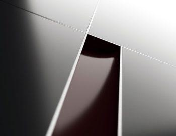 Pannelli per portoncini d'ingresso Serie 8000 - dettaglio