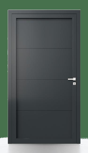 Pannelli per portoncini d'ingresso Serie 8000 - Lato interno inciso